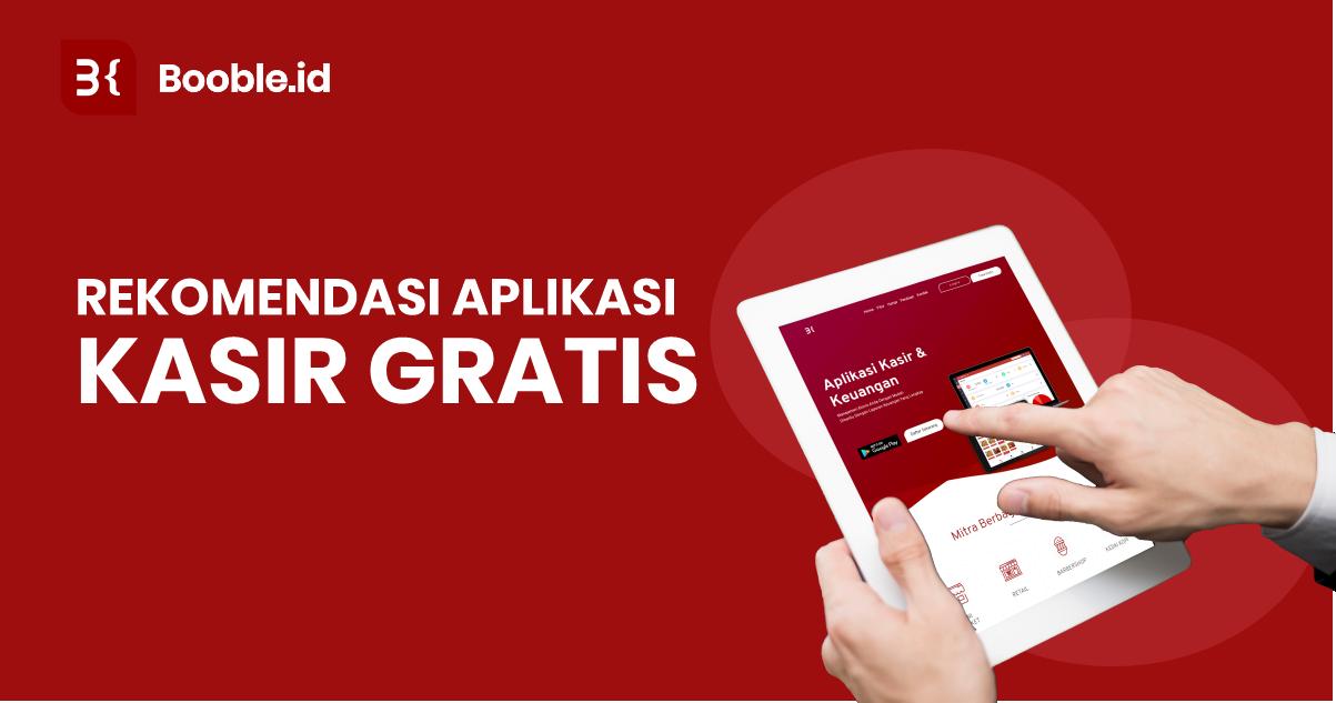 booble.id - Rekomendasi Aplikasi  Kasir Gratis