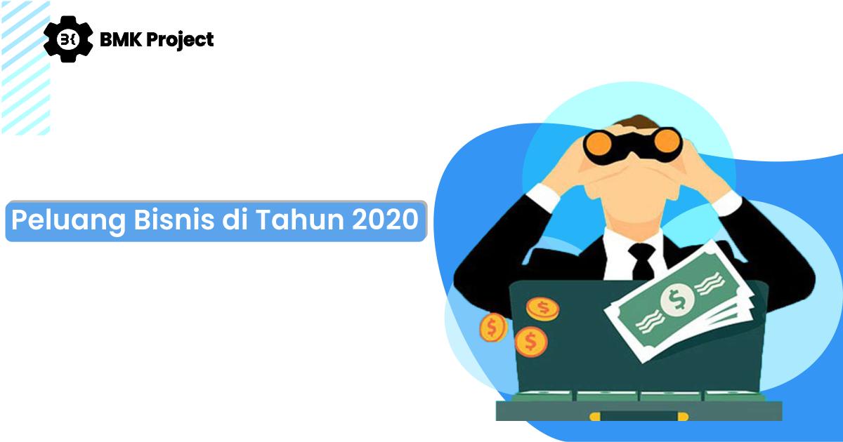 booble.id - Peluang Bisnis di Tahun 2020