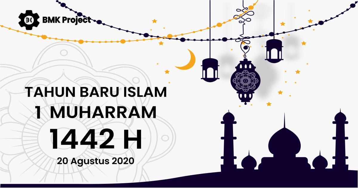 booble.id - Tahun Baru Islam 1 Muharram 1442H